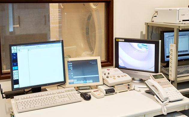 CTコントロール室